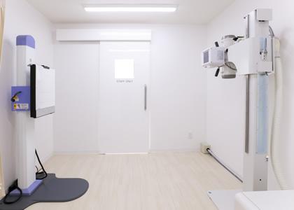 X線検査室イメージ